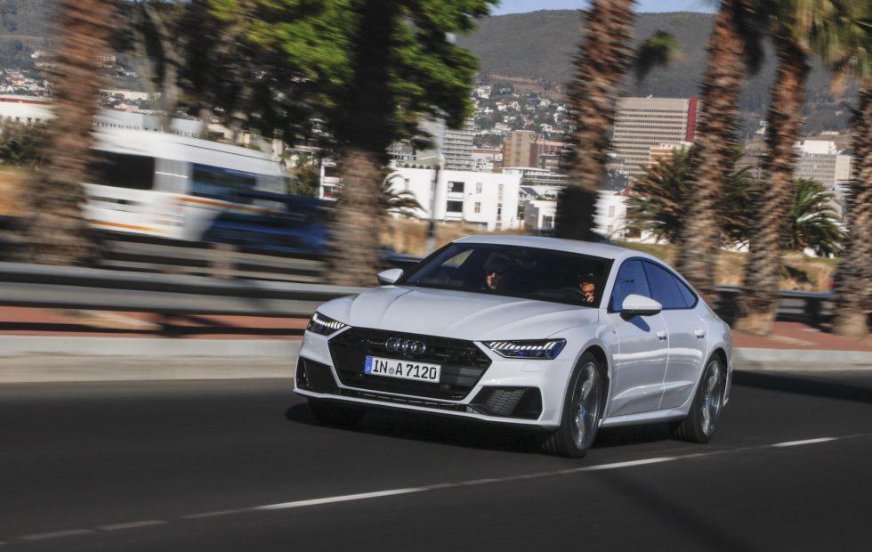 2019 Audi A7 Sportback First Drive