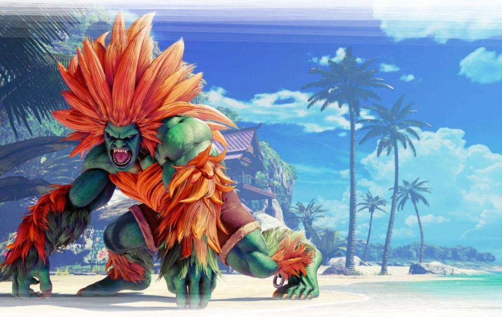 Street Fighter 5 is getting fan-favorite Blanka next week