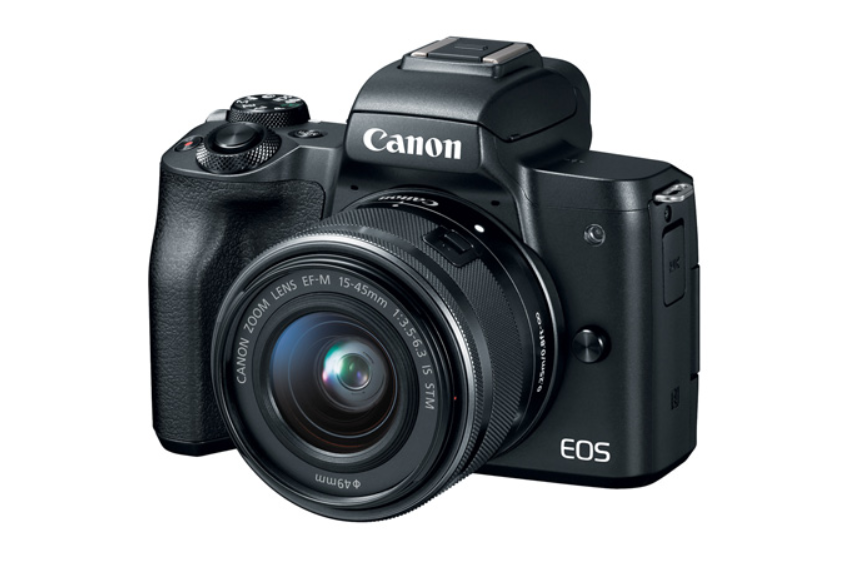 Canon EOS M50 gives M-Series mirrorless its first 4K camera