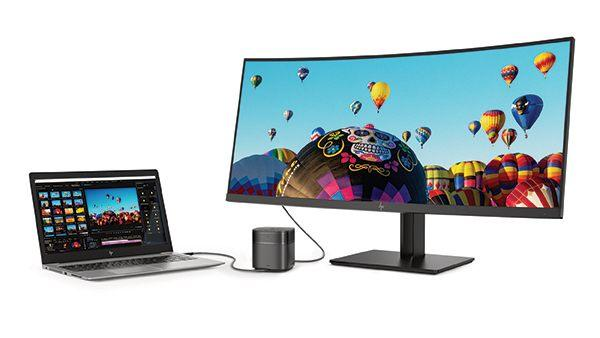 HP goes Thunderbolt 3 crazy with new laptops, displays and dock