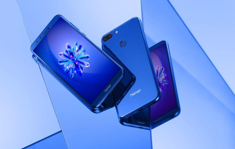 Huawei Honor 9 Lite's four-camera Android gets wider launch