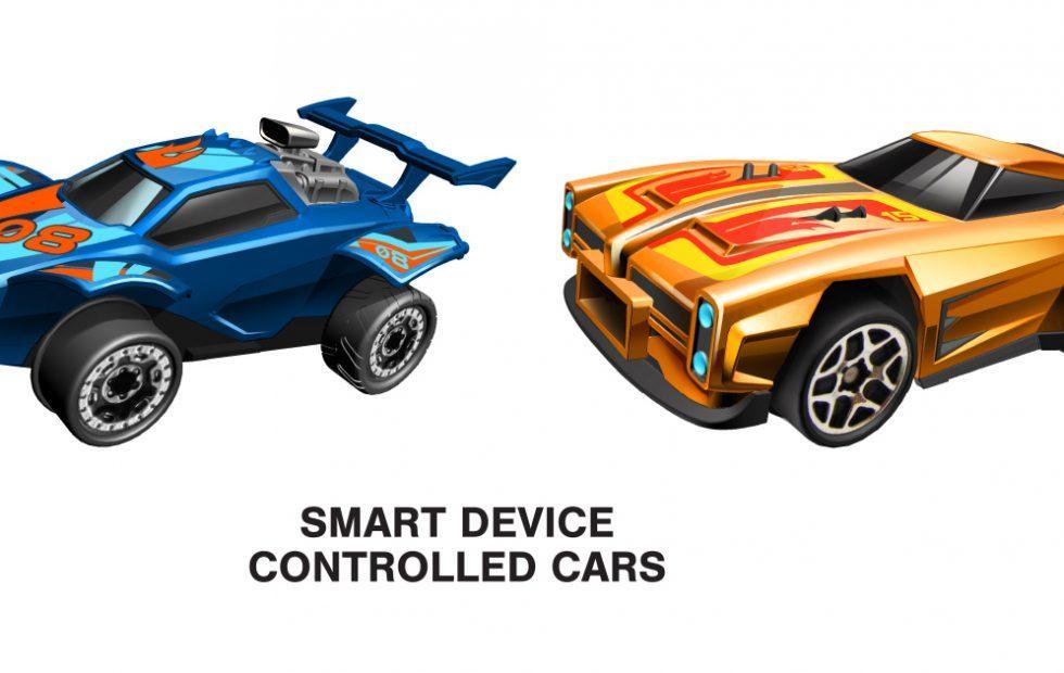 Hot Wheels Rocket League set brings RC cars to real life
