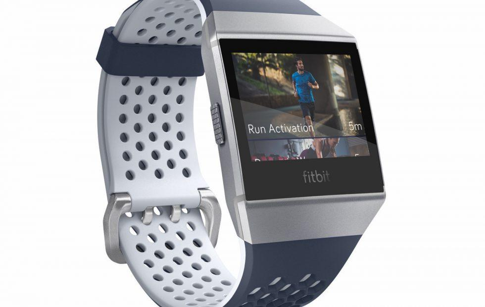 Fitbit Ionic: Adidas Edition adds exclusive training