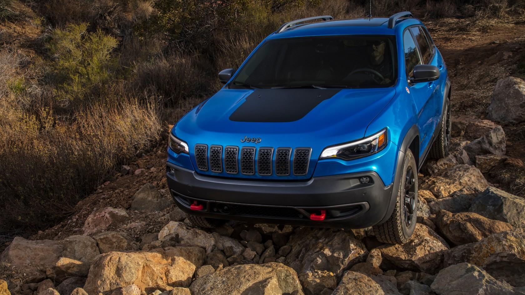 2019 Jeep Cherokee: Prettier And Turbocharged >> 2019 Jeep Cherokee First Drive More Than Just A New Face