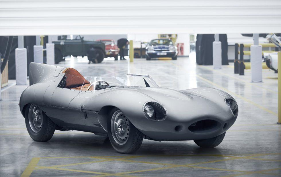 Jaguar D-type reborn as legendary racer gets 25 more cars