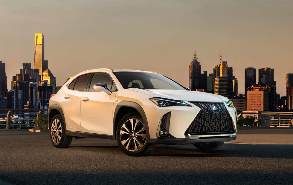 Lexus UX urban crossover revealed to woo Millennials