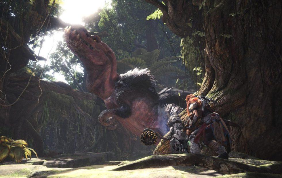 Monster Hunter: World's next Horizon Zero Dawn quest revealed