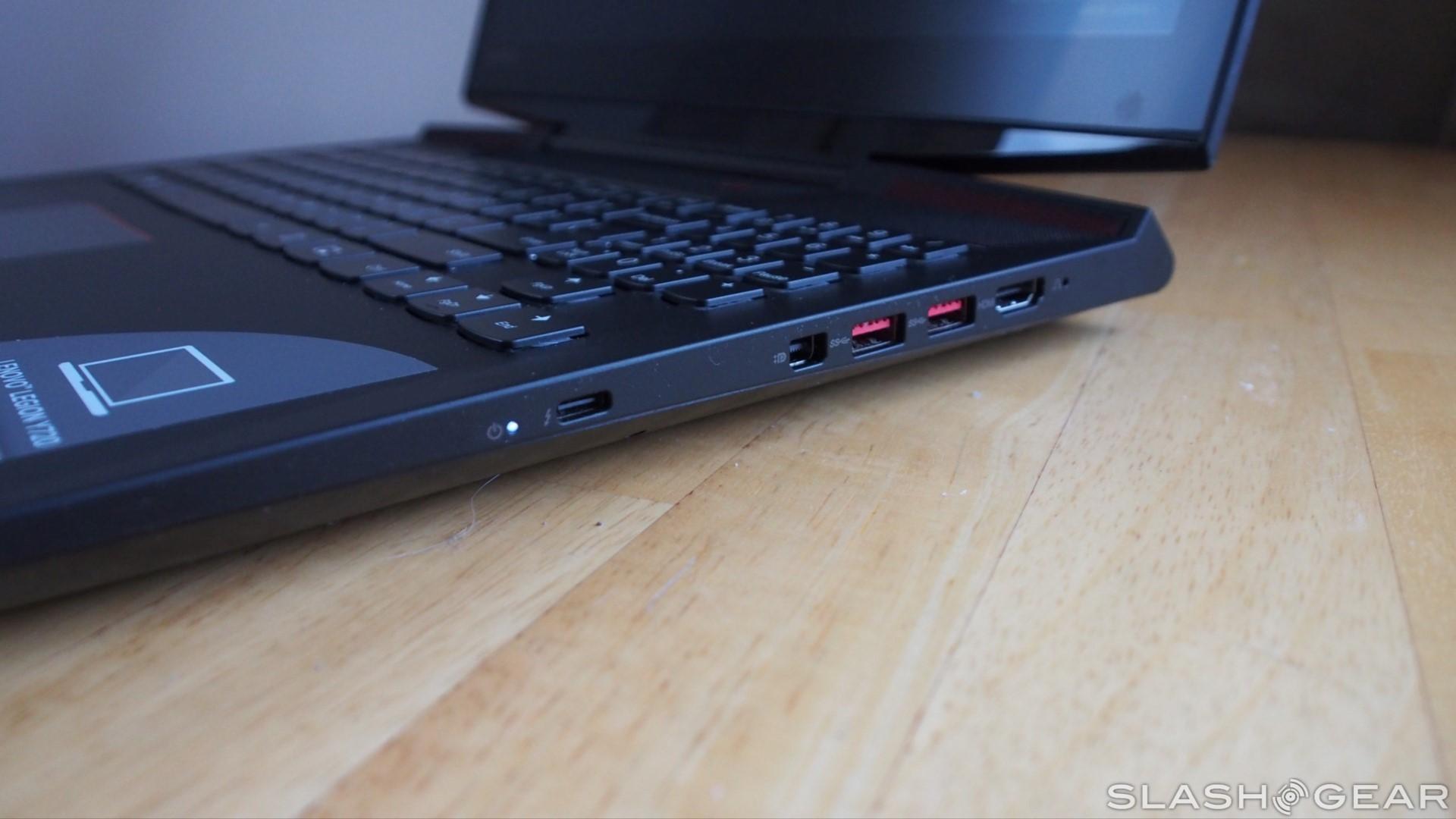 Lenovo Legion Y720 Review - SlashGear