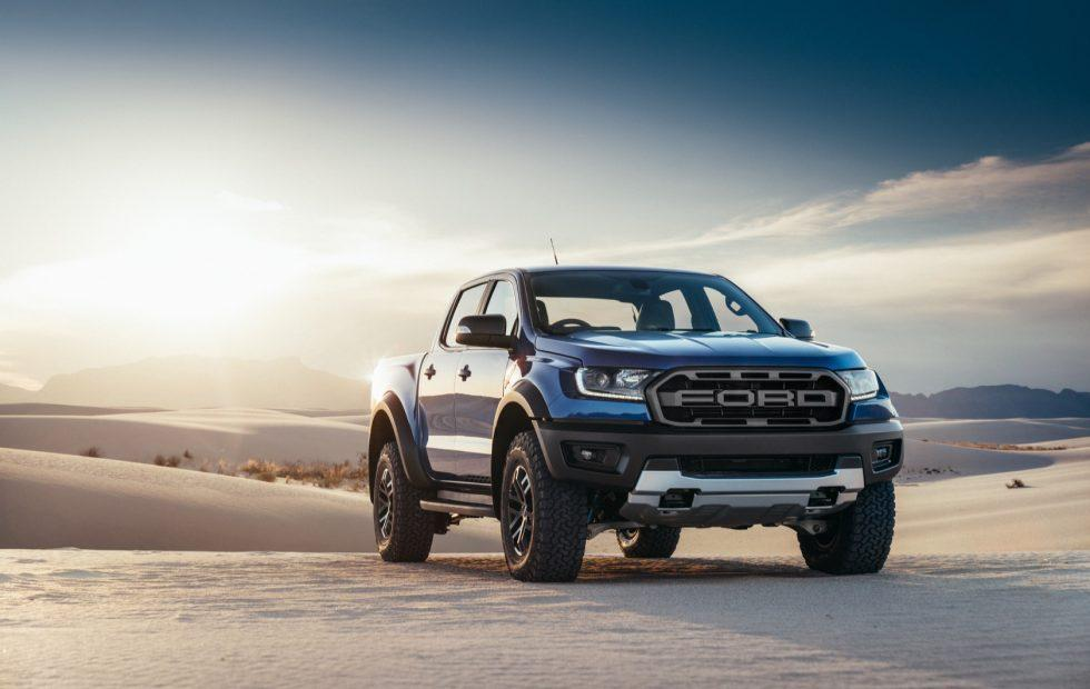 The Ford Ranger Raptor is real - SlashGear