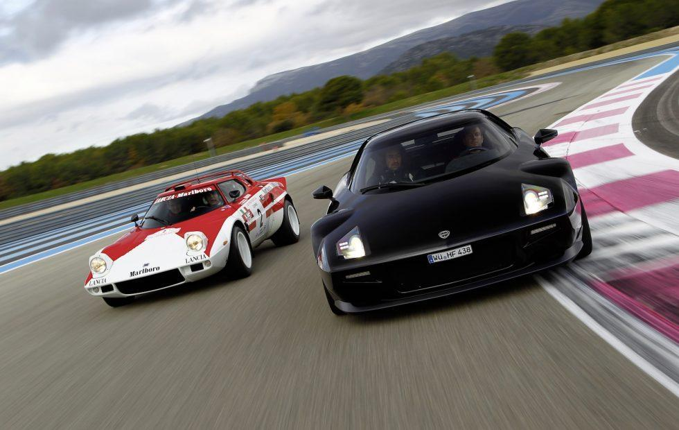 The iconic Stratos is back