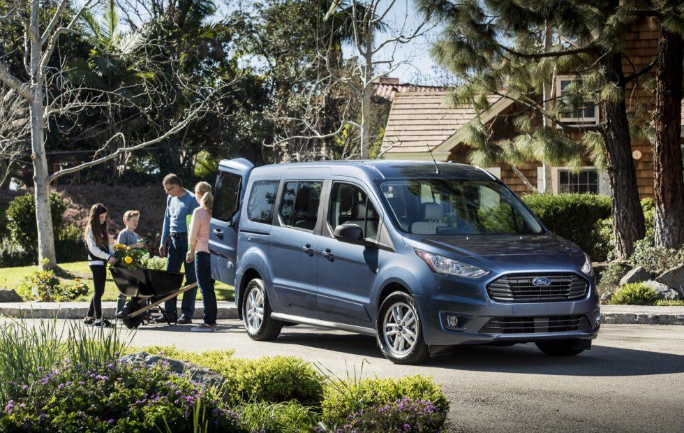 Ford's Transit Connect is much more than just a van