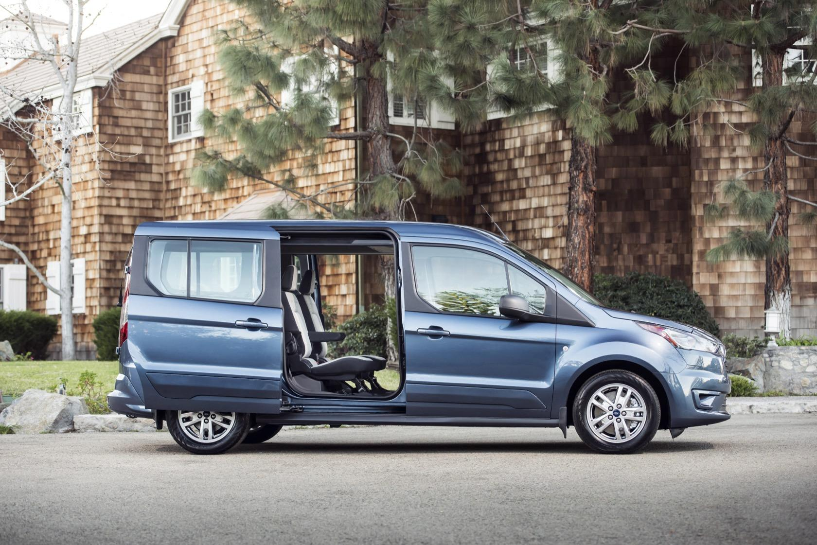 Ford S Transit Connect Is Much More