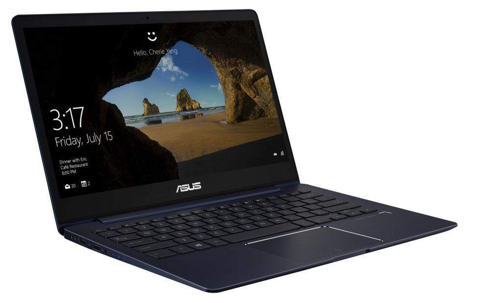 ASUS ZenBook 13 UX331 squeezes discrete graphics into a thin notebook