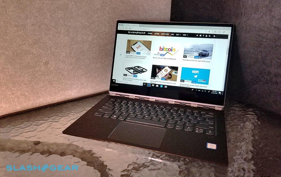Review: Lenovo YOGA 920