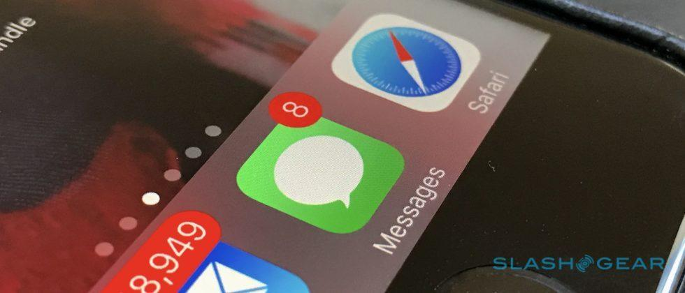 A single character can crash your iPhone's messaging apps [Updated]