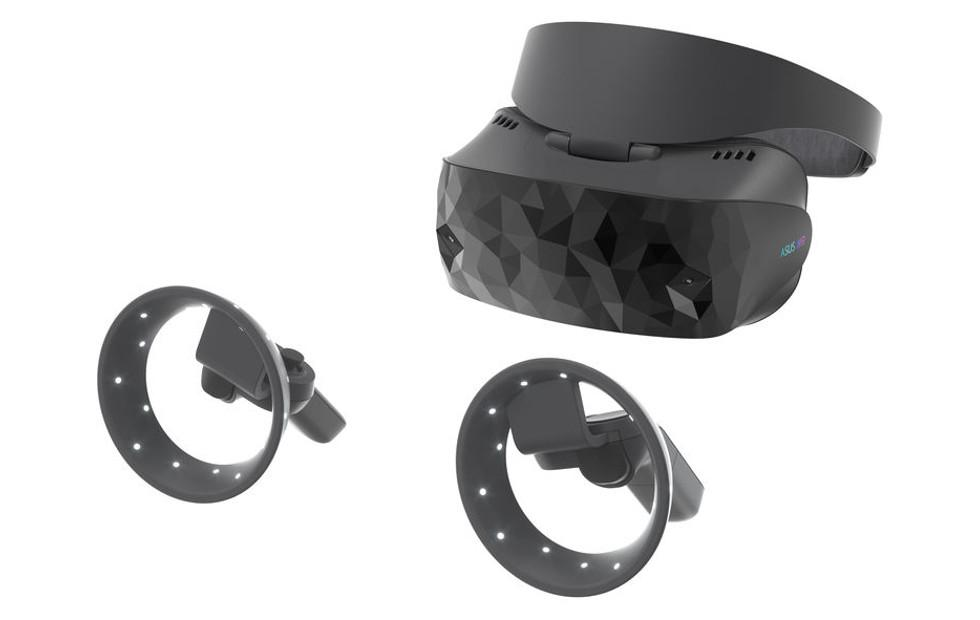 ASUS Windows Mixed Reality Headset available now