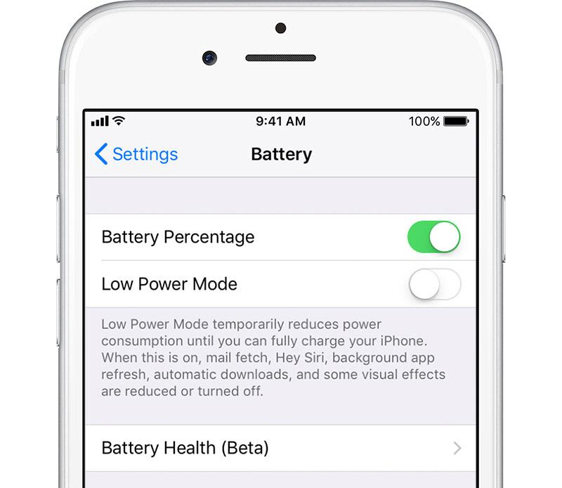 iOS 11 3 iPhone Battery Health feature detailed: here's your