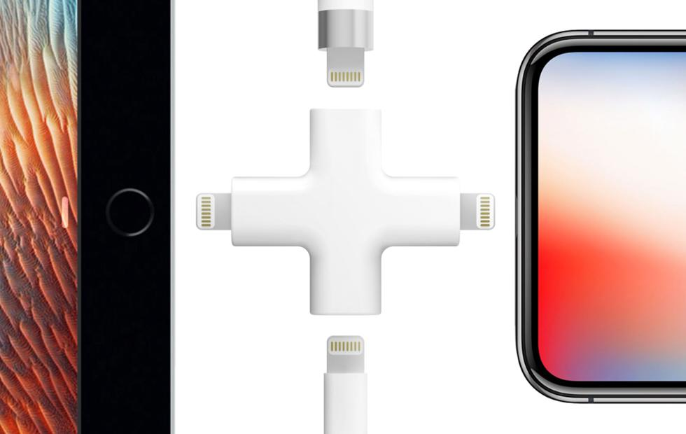 Node is the iPhone's Lightning port holy grail