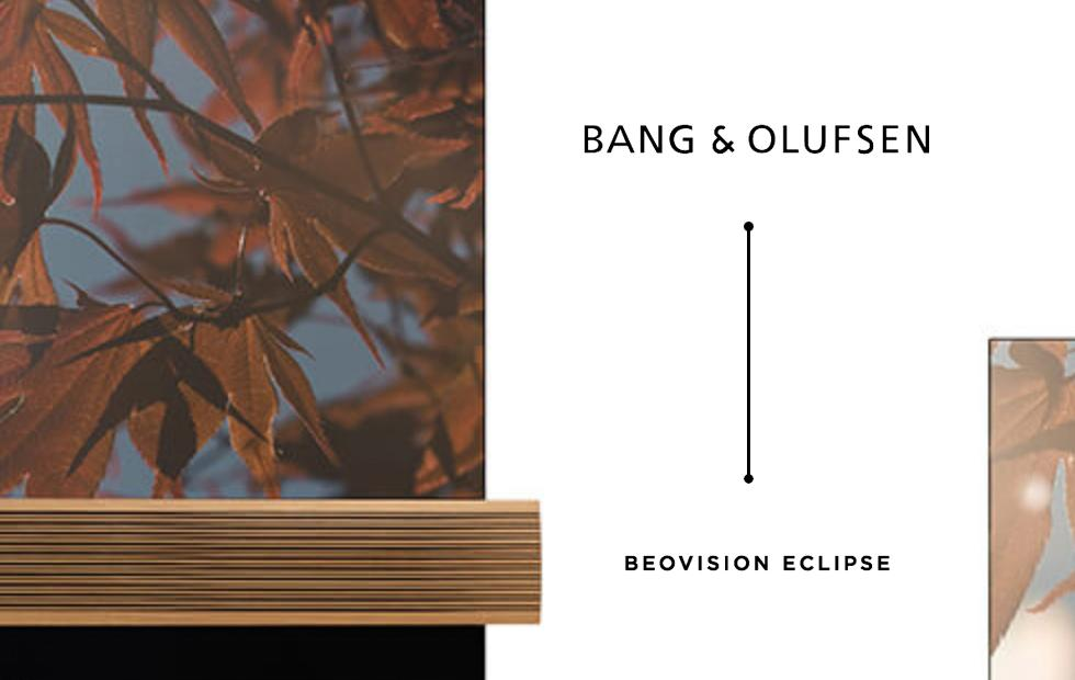BeoVision Eclipse Wood Edition: $16k worth of luxury television
