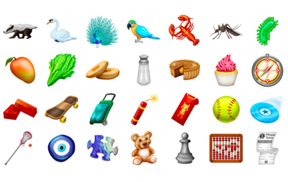 The 157 new emoji coming this summer