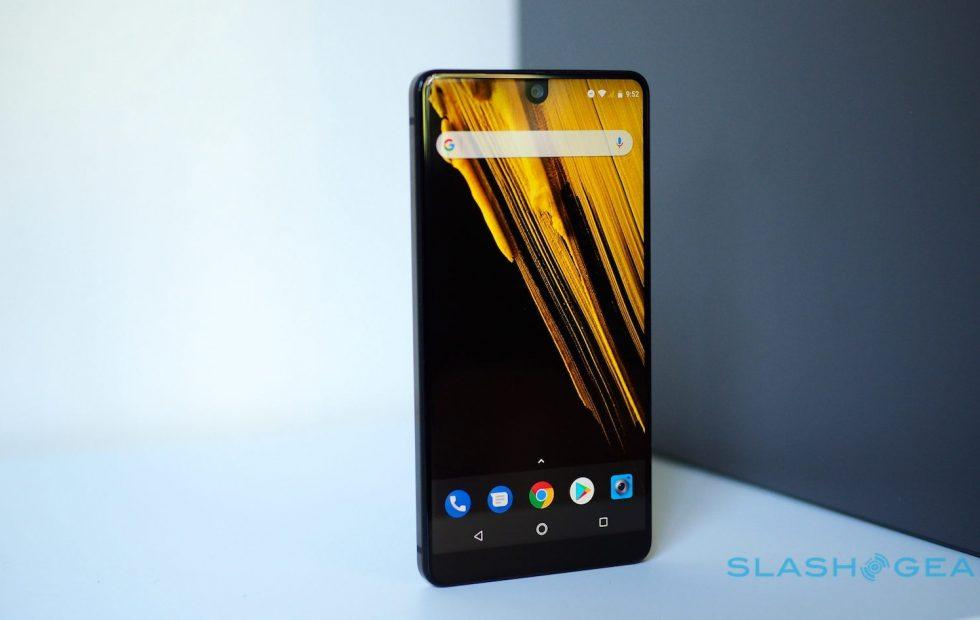 Essential Phone sales report suggests it's definitely misnamed