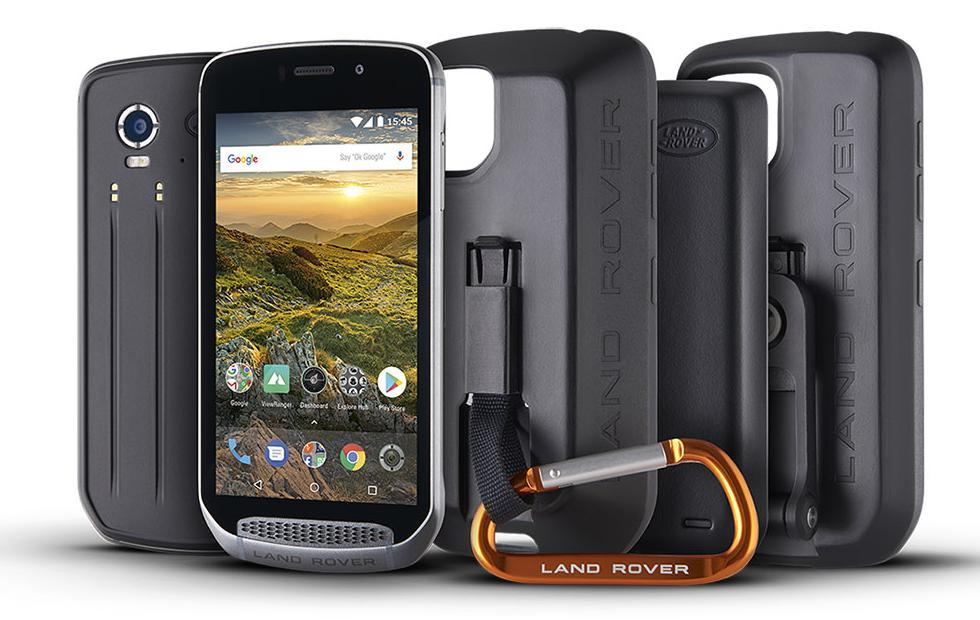 Land Rover Explore Outdoor Phone is as rugged as an SUV