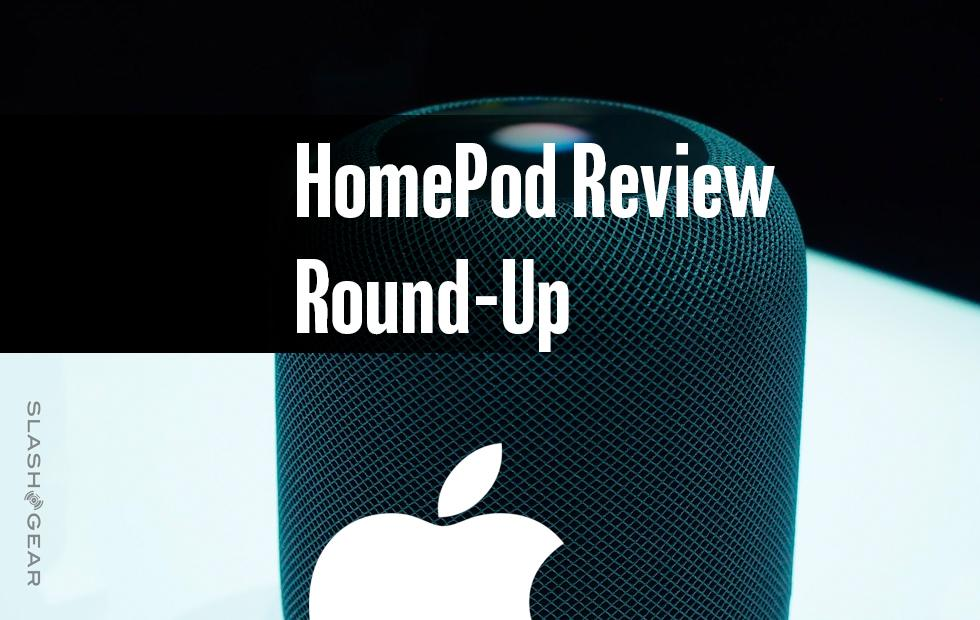 HomePod review round-up: Apple's smart speaker judged