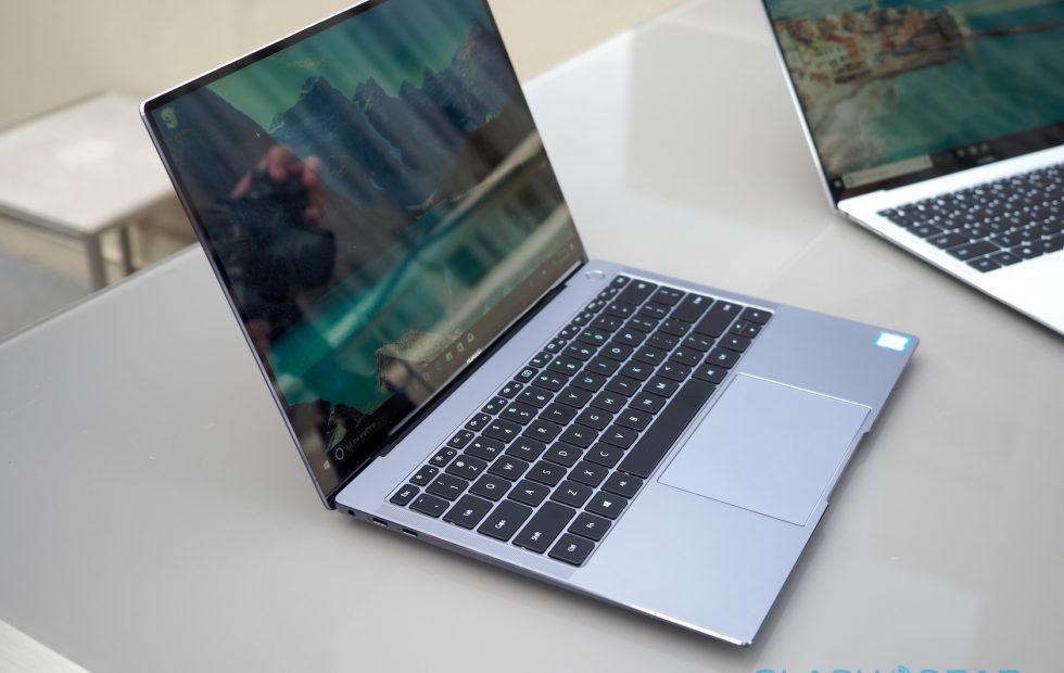 Huawei MateBook X Pro Gallery