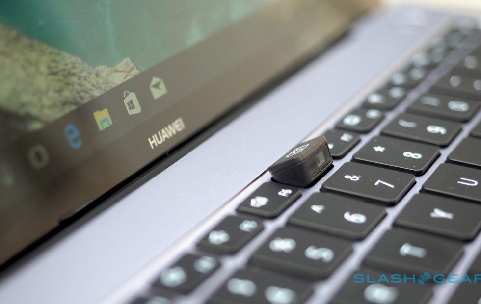Huawei MateBook X Pro hides pop-up webcam in svelte 3k laptop