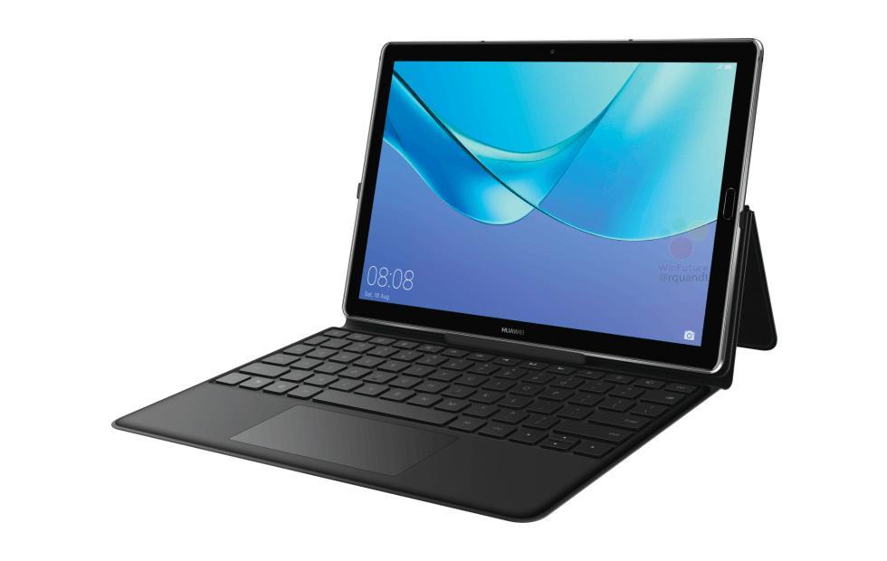 Huawei MediaPad M5 10 Pro tablet leaks ahead of MWC 2018 debut