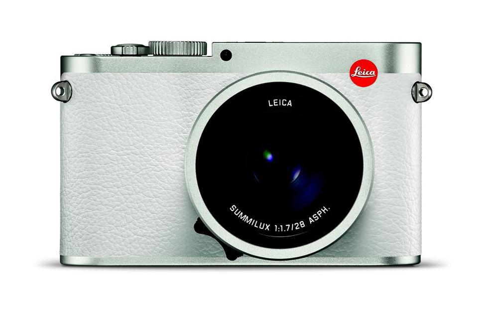 Leica Q Snow limited edition camera is made for the Olympics