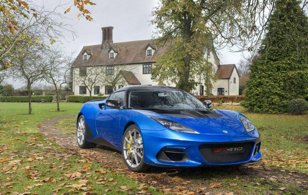 Lotus plans two new sports cars and a SUV