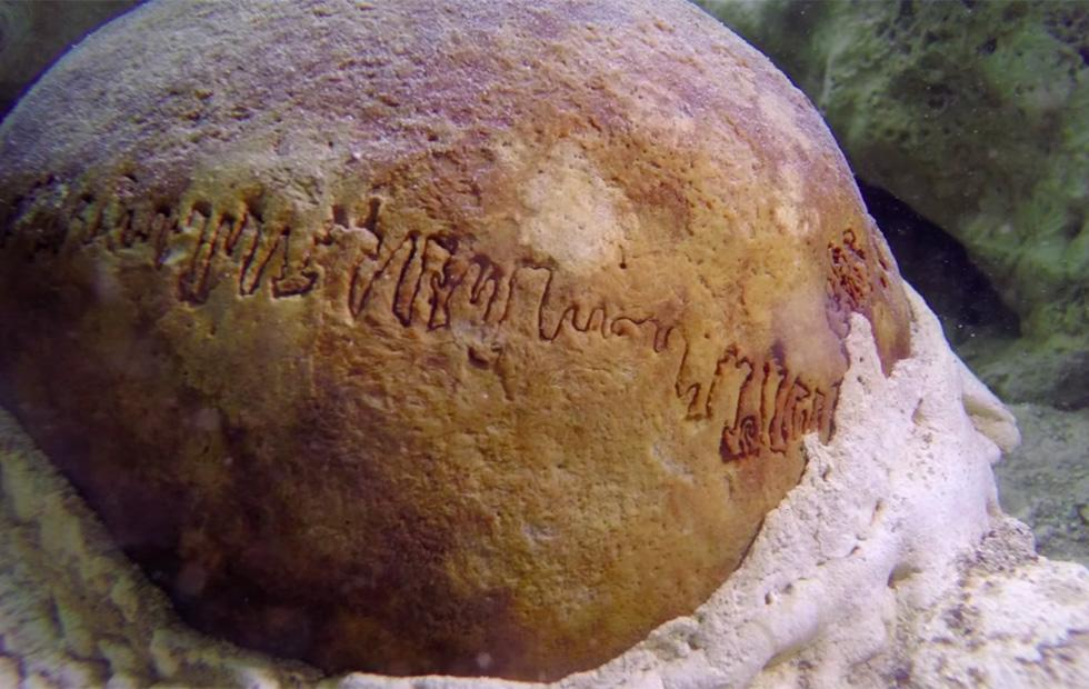 Ancient human remains, Mayan relics found in massive underwater cave