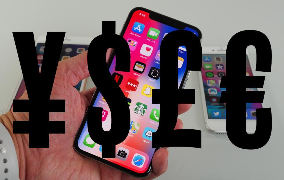 iPhone sales revenue Q1 2018: iPhone X premium pricing in effect