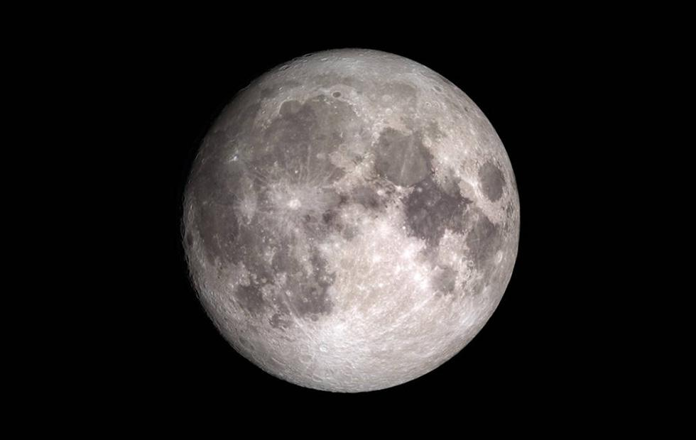 Moon's water resources may be widespread, not clustered at poles