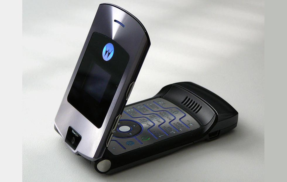 Motorola RAZR might return in a different way
