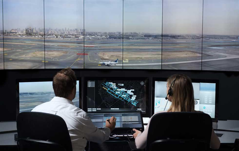 London City Airport to get a digital control tower 80 miles from the airport