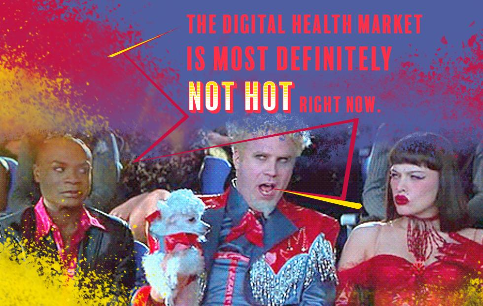 Nokia Digital Health business not going so hot right now
