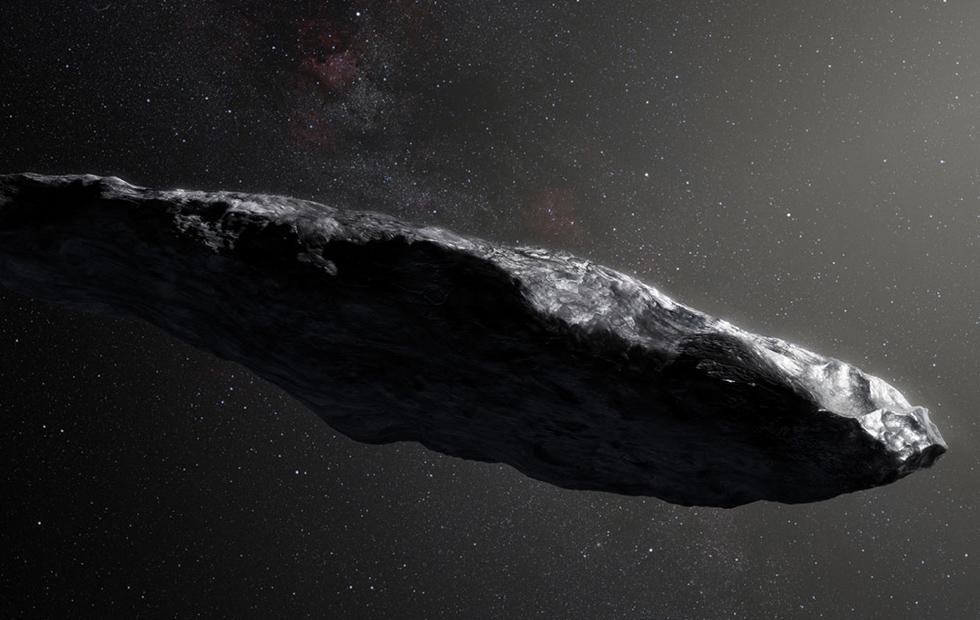 Oumuamua interstellar object spent billions of years in chaos over violent past