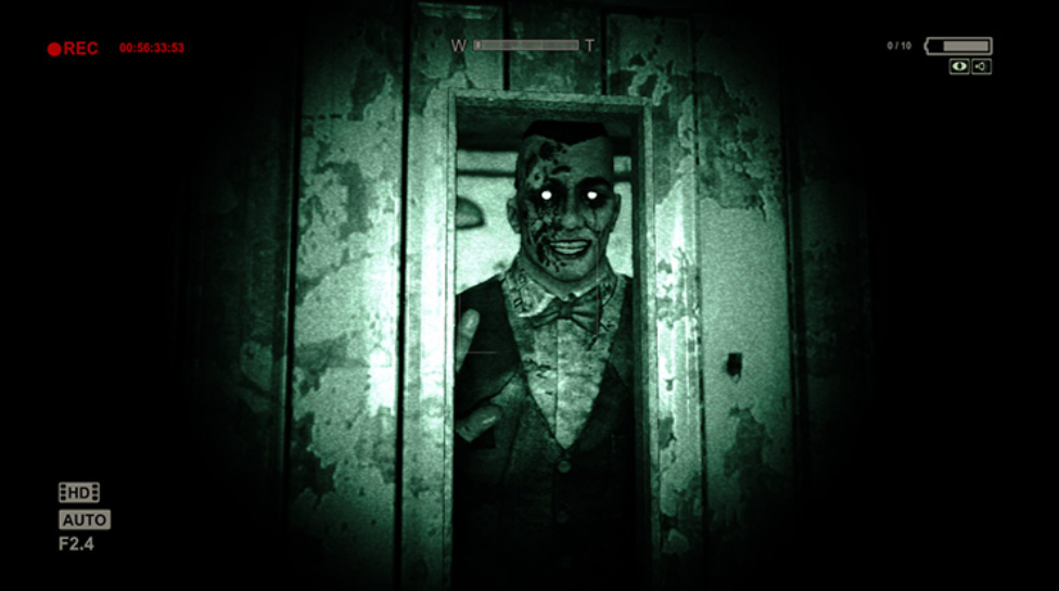 Outlast gets a surprise launch on Nintendo Switch