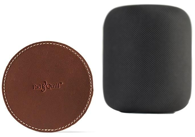 HomePod coaster spawned by Apple's speaker ring saga
