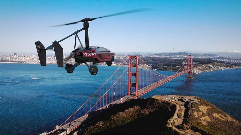 PAL-V flying car to be on display in Geneva