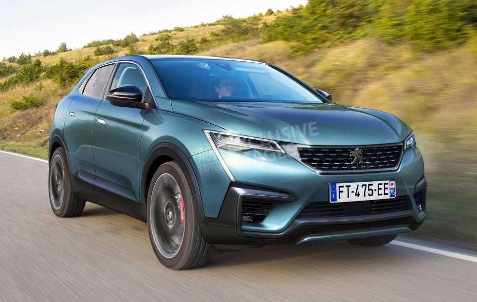 Peugeot 4008 coupe-like SUV lands in 2020