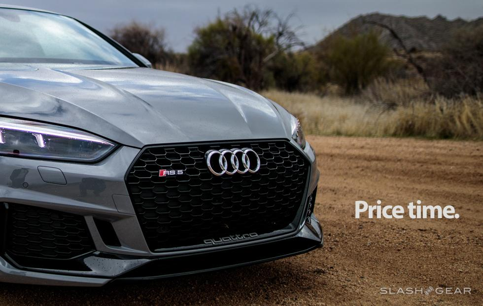 2019 Audi RS5 pricing and packages revealed - SlashGear