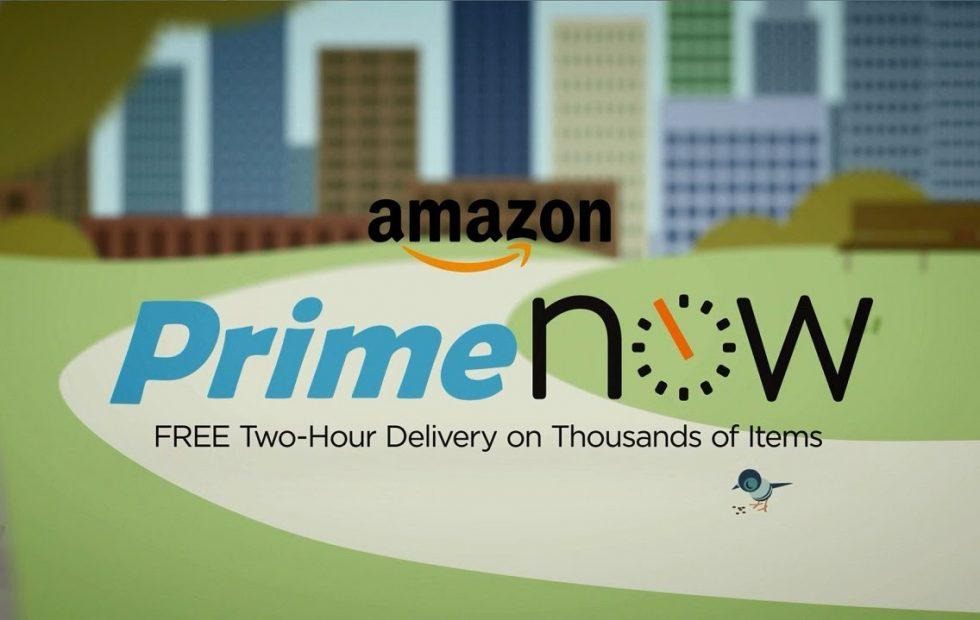 Amazon Prime Now adds Whole Foods products with two-hour delivery