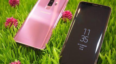 Samsung Galaxy S9 Gallery