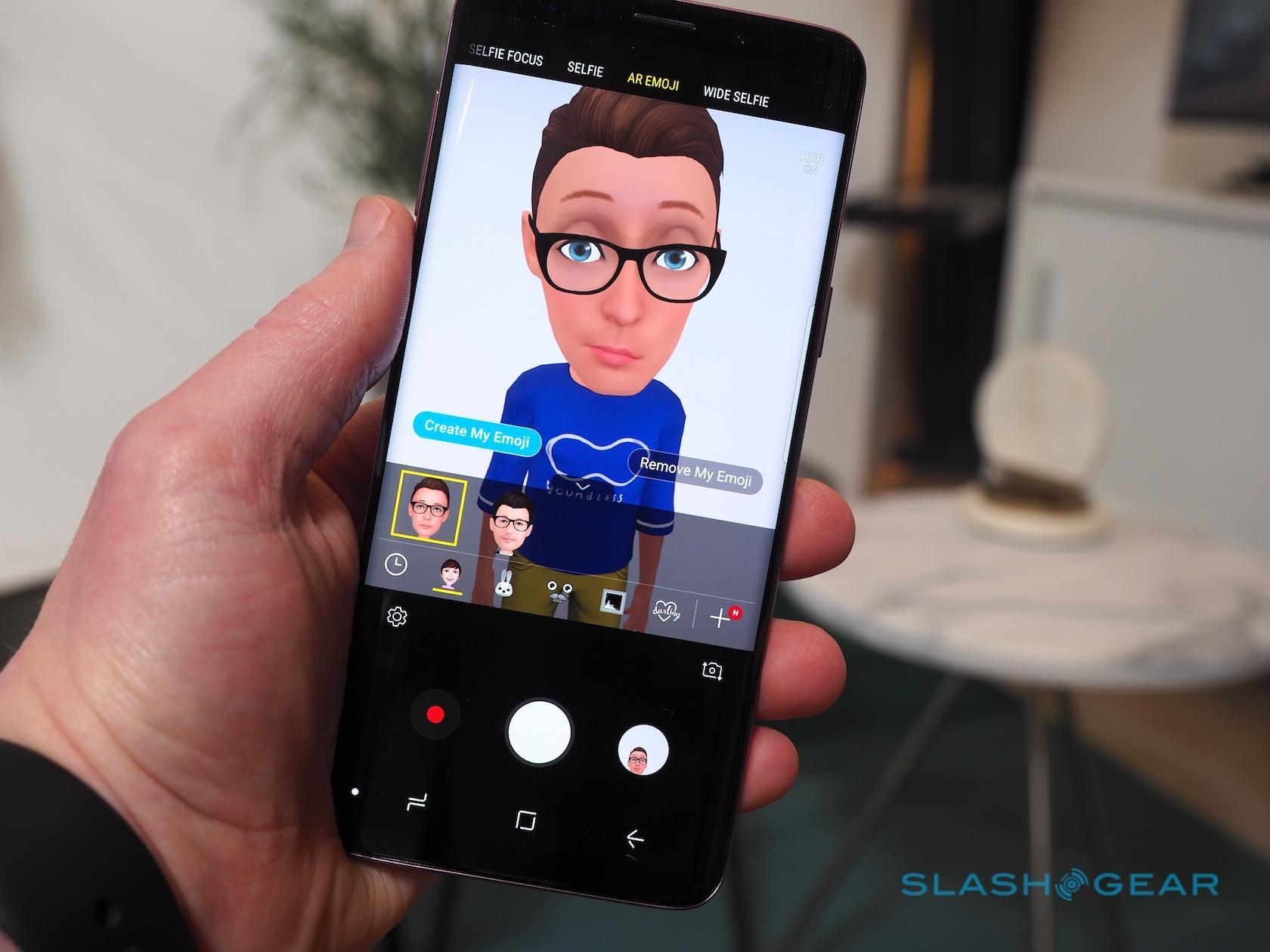 Galaxy S9 vs Xperia XZ2 feature showdown - SlashGear