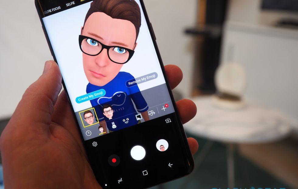 Galaxy S9 AR Emojis are more than Animoji clones
