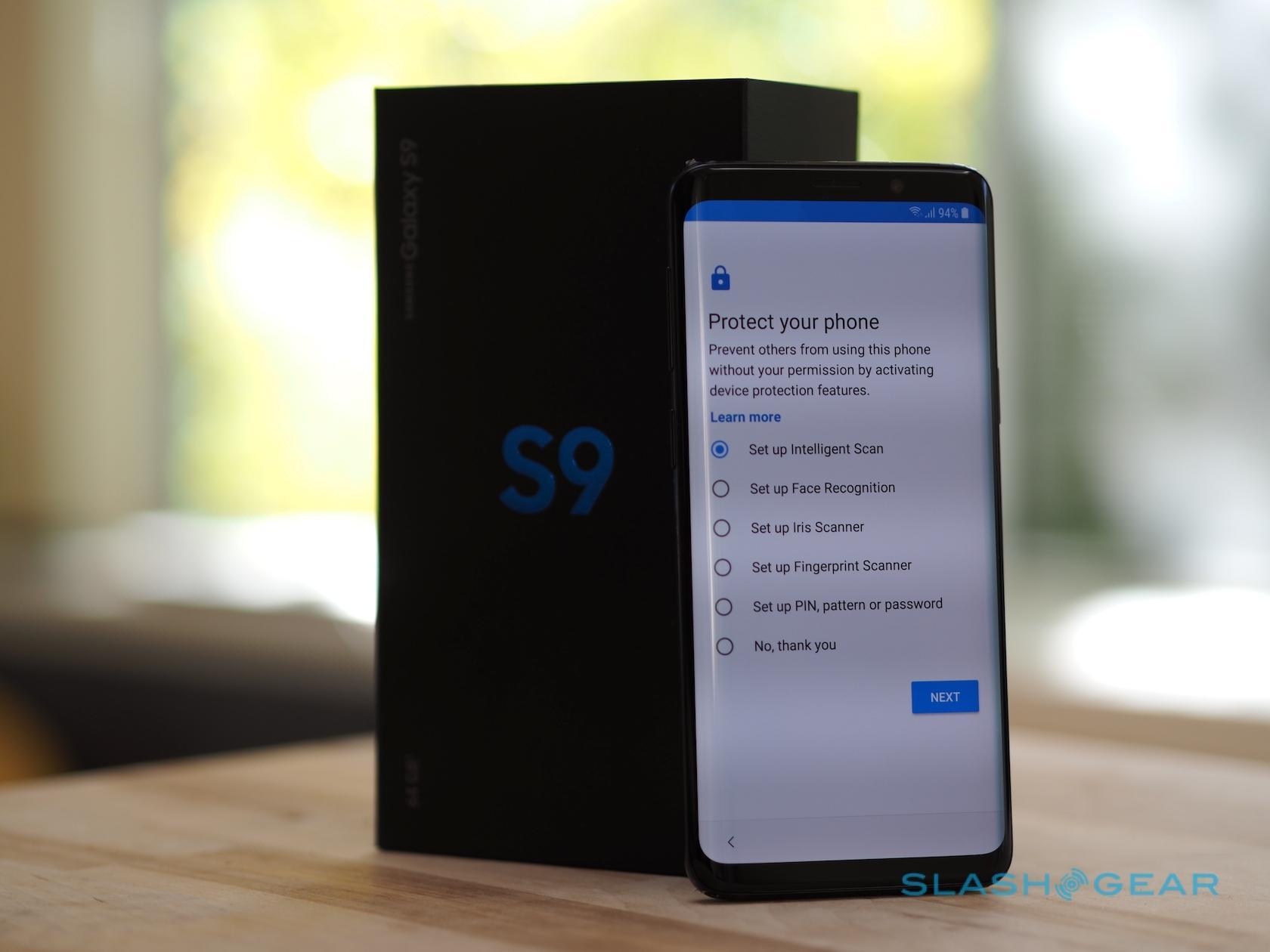 Samsung Galaxy S9 Review - SlashGear