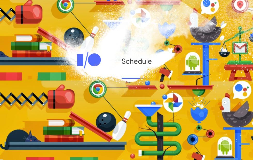 Google IO 2018 events schedule released: Device Future Teasing
